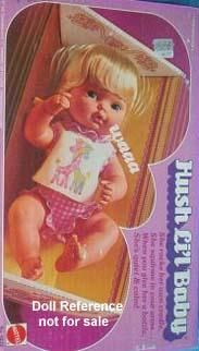 """I had her too! Baby Dolls From the 1970s 