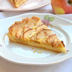Dinkel Apfelkuchen - vegan & saftig - Healthy On Green Taste Made, Vegan Baking, Apple Pie, French Toast, Food Photography, Cooking Recipes, Eat, Breakfast, Healthy