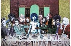 """The Best Instances of """"The Last Supper"""" In Pop Culture"""