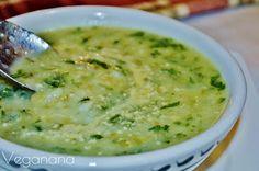 Sopa de Batata com Salsão