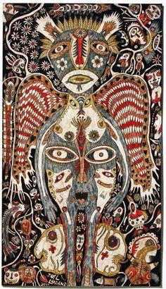 by Joël Lorand Art And Illustration, Illustrations, Kunst Inspo, Art Inspo, Outsider Art, Kunst Der Aborigines, Modern Art, Contemporary Art, Rock Poster