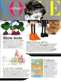 Vogue FR Kids