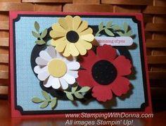 Framelits Flowers in Frame