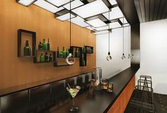 architectural heritage | communist Poland | modernism | furniture | 50 ', 60' ,70 ' | unique | interior | legendary dining place in Warsaw | restaurant | interior | Aldona Banasiuk