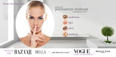 Permaline Cosmetics | PermaLine Cosmetics is the top rated permanent makeup company in New York City
