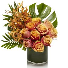 H.Bloom Contemporary Collection subscription bouquet, $48