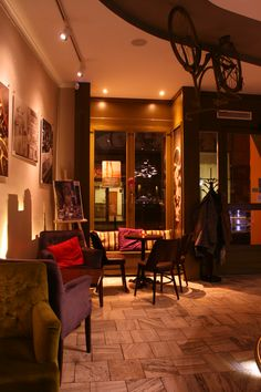 Bike Cafe Wrocław, ul. Św. Antoniego 8