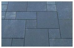 Black Slate Natural Stone, Indian Sandstone Patio Paving Kit, could be tempted by this