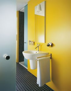 A może żółty?