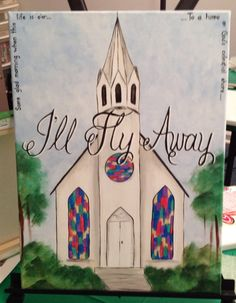 Canvas painting -- Ah! Gives me chills 😍 Christmas Paintings, Bible Art, Paint Party, Christian Art, Pictures To Paint, Canvas Art, Canvas Ideas, Cross Canvas Paintings, Painting Inspiration