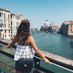 Venezia Ti Amo ❤️ #CollageOnTheRoad
