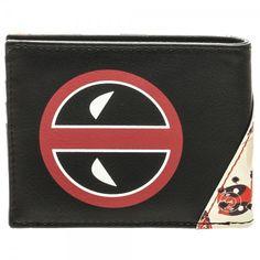 HOT! CHICAGO CUBS logo Men/'s Wallet Black Leather Custom
