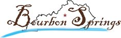 Series logo--the star--note the garnet color--is where Bourbon Springs would be if it really existed. #bourbon #Kentucky #Bluegrass