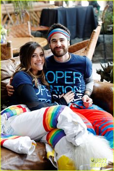 Darren Criss & Mia Swier Hit the Slopes for Operation Smile's Park City Ski Challenge: Photo #4049852. Darren Criss and Mia Swier coupled up for Operation Smile's 2018 Park City Ski Challenge!    The 31-year-old American Crime Story actor and his fiancee went skiing…