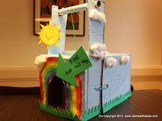 A mama with ideas...: St Patrick's Day Leprechaun Trap...