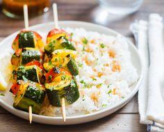 healthy grilled zucchini recipe