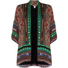 Monsoon Amber Embellished Jacket