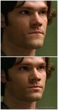 """""""I wish you would drop the show and be my brother again. 'Cause... just 'cause."""" - Sammy, 3x07 Fresh Blood"""