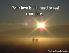 One Line Love Messages Quotes