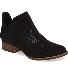 Main Image - Vince Camuto Celena Perforated Bootie (Women)