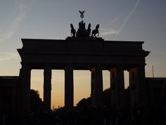 Berlin..a place where the history drips. I loved it.