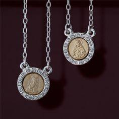 little saints necklaces