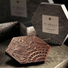 Originales packagings de chocolate, una selección con los diseños más novedosos y espectaculares productos PD