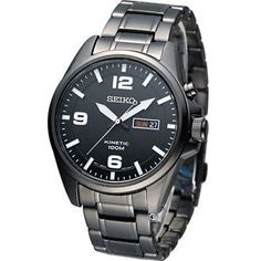 SEIKO-Kinetic-Date-Day-Military-Watch-Al-Black-SMY139P1
