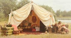glamour camping | Glamour + Camping = Glamping : El Rastreador de Noticias