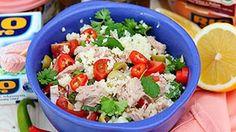 Salată Tabbouleh cu ton – RIO Mare dă tonul!
