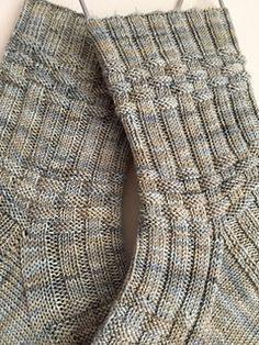 Knitting Patterns Socks Ravelry: Bill Huggins pattern by Claire Ellen Crochet Deer, Crochet Socks, Knitting Socks, Hand Knitting, Knit Crochet, Knit Socks, Crochet Baby, Debbie Macomber, Baby Knitting Patterns