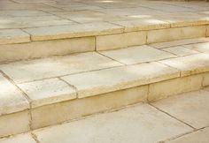 Opus-Set Terrassenplatten auch für die Stufengestaltung optimal!