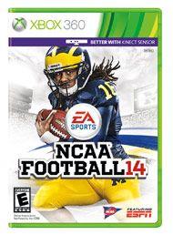 Boxshot: NCAA Football 14 by Electronic Arts Game Stop | Eastwood Towne Center - Lansing, MI #ShopEastwood