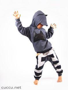 Great Batman hoodie and pants BANGBANG Cph Batbbaby 2-6Y http://cuccu.net/