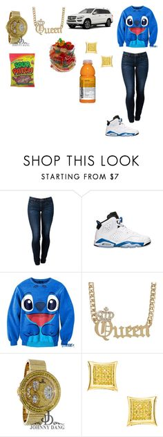 """Untitled #88"" by chrissyaaniyah ❤ liked on Polyvore featuring THVM and Retrò"