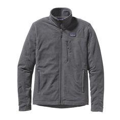 Patagonia Men\'s Oakes Fleece Jacket - Feather Grey FEA