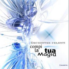 1st OC album COVER: Compi La Tua Magia