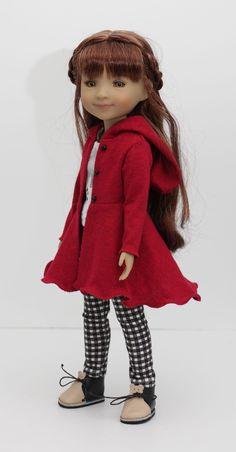 Ruby Red Fashion Friends Bella Holiday Doll
