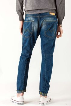 jeans fashion uomo fit comfort