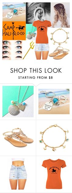 """Daughter of Poseidon"" by crystal0248 ❤ liked on Polyvore featuring Monsoon and Bling Jewelry"