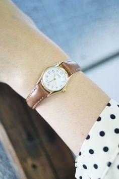 Casio Dog Leather Watch…