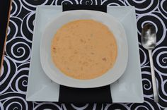 Delicious Denicolas Shrimp and corn Bisque. I made this in 20 minutes..so easy and better than making it from scratch!!