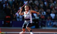 Superhumans: Javelin throw - 48 metres...
