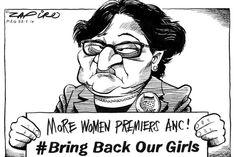Zapiro: #BringBackOurGirls - ANC women