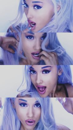Immagine di ariana grande and focus day photoshoot baddie Image about ariana grande in # A R I A N A by @ C Z I N N N Ariana Grande Fotos, Ariana Grande Pictures, Ariana Grande Nails, Ariana Grande Wallpaper, Model Foto, Dangerous Woman, Female Singers, Models, My Idol