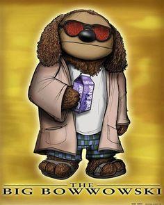 THE BIG BOWWOWSKI.!   The-Muppets-Pop-Culture-Mashup-3