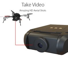 Micro Drone 3.0: Flight in the Palm of Your Hand | Indiegogo