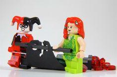 A friend will help you move but a real friend will help you move a body.  Lego Project 2016 149/366 #legodc #harleyquinn #poisonivy #dccomics #legodcsuperheroes #batman #legobatman by pincipix
