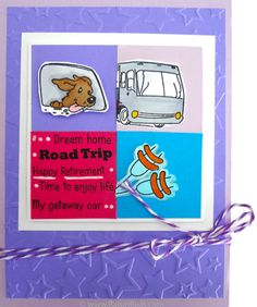 RV Road Trip - Getaway Car