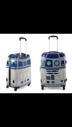 Gangsta Star Wars Luggage..totally need to get this for my brother mike